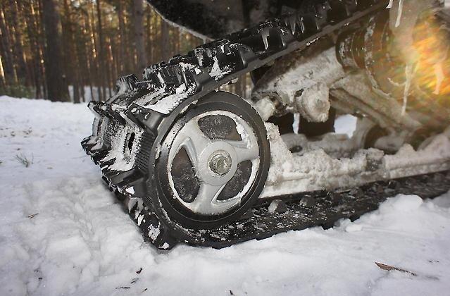 характеристики снегохода