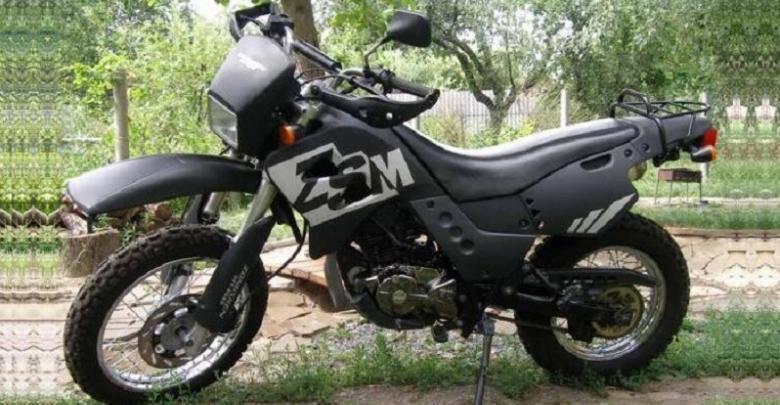 Zongshen LZX200S: легкий внедорожник китайского производства