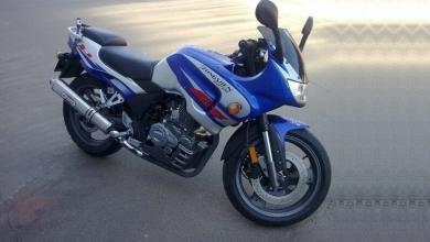 Обзор мотоцикла Zongshen ZS200GS
