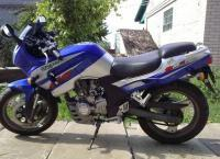объем двигателя мотоцикла Zongshen ZS200GS