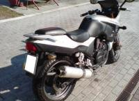 Характеристики мотоцикла Zongshen