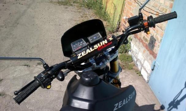 Мотоциклы Zongshen ZS200GY-A китайского производства
