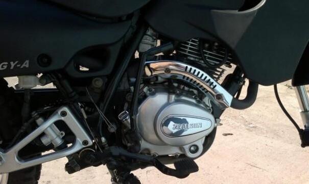 Расход бензина для мотоцикла Zongshen ZS200GY-A