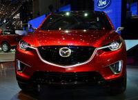 новые автомобили Mazda