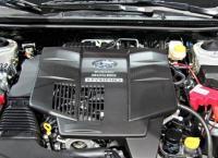 новиноки автомобилей Subaru