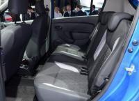 обзор автомобиля Sandero