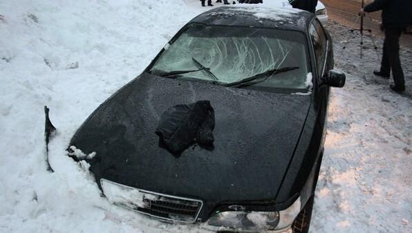 авария случилась в понедельник в Петропавловске-Камчатском утром