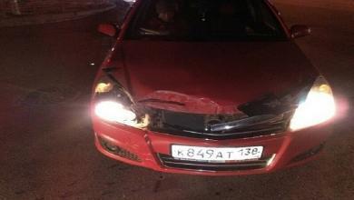 В Иркутске скрылся водитель грузовика