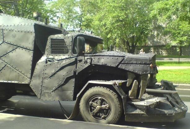 Внешний тюнинг авто