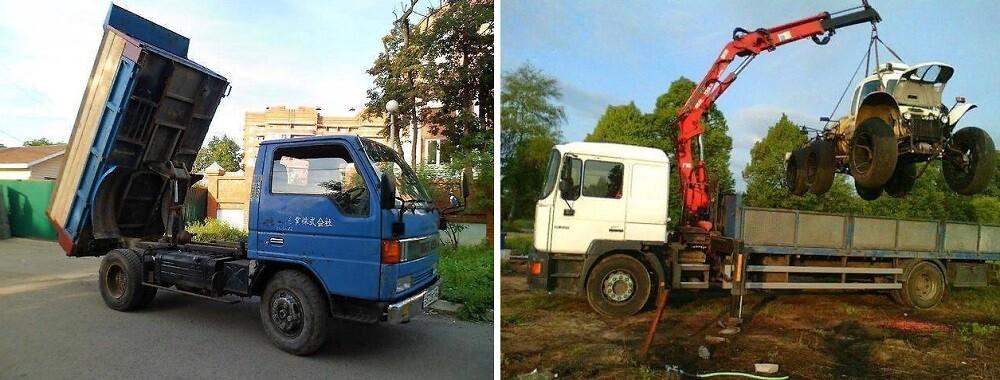 Услуги грузоперевозок по Владивостоку и краю