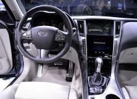 новые автомобили Infiniti