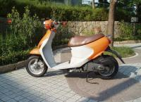 Японские скутеры Suzuki Let's 4 Pallet