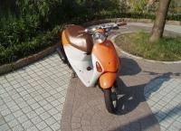 Японские скутеры Suzuki Let's