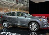 новые автомобили 2012 года