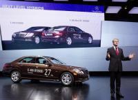 новинки автомобилей Mercedes