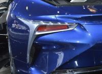 обзор Lexus
