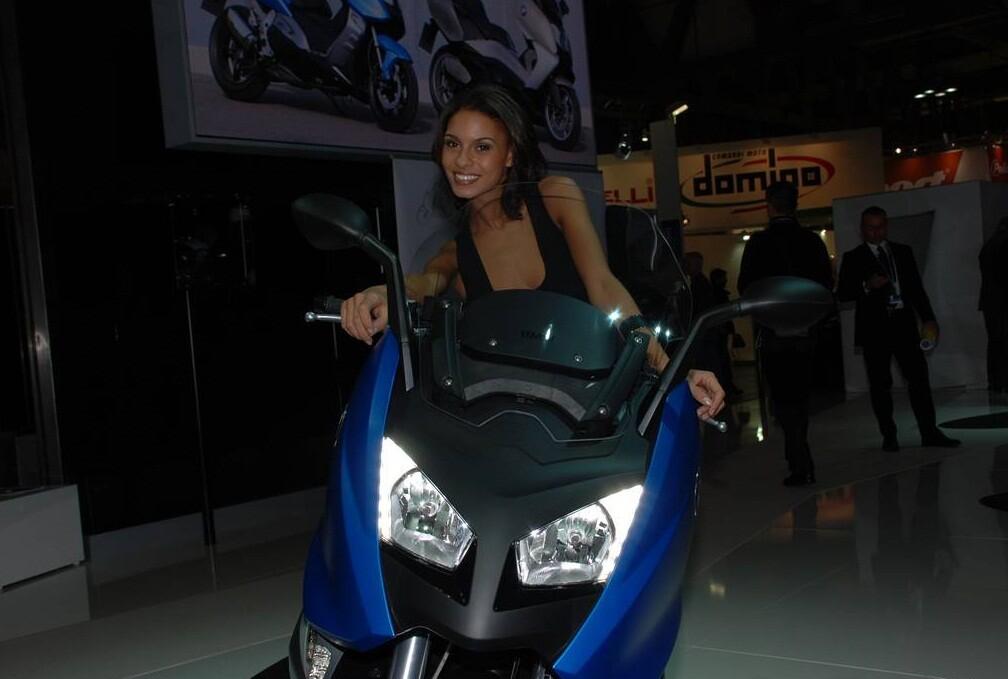Новые модели C 600 Sport и C 650 GT (Gran Turismo)