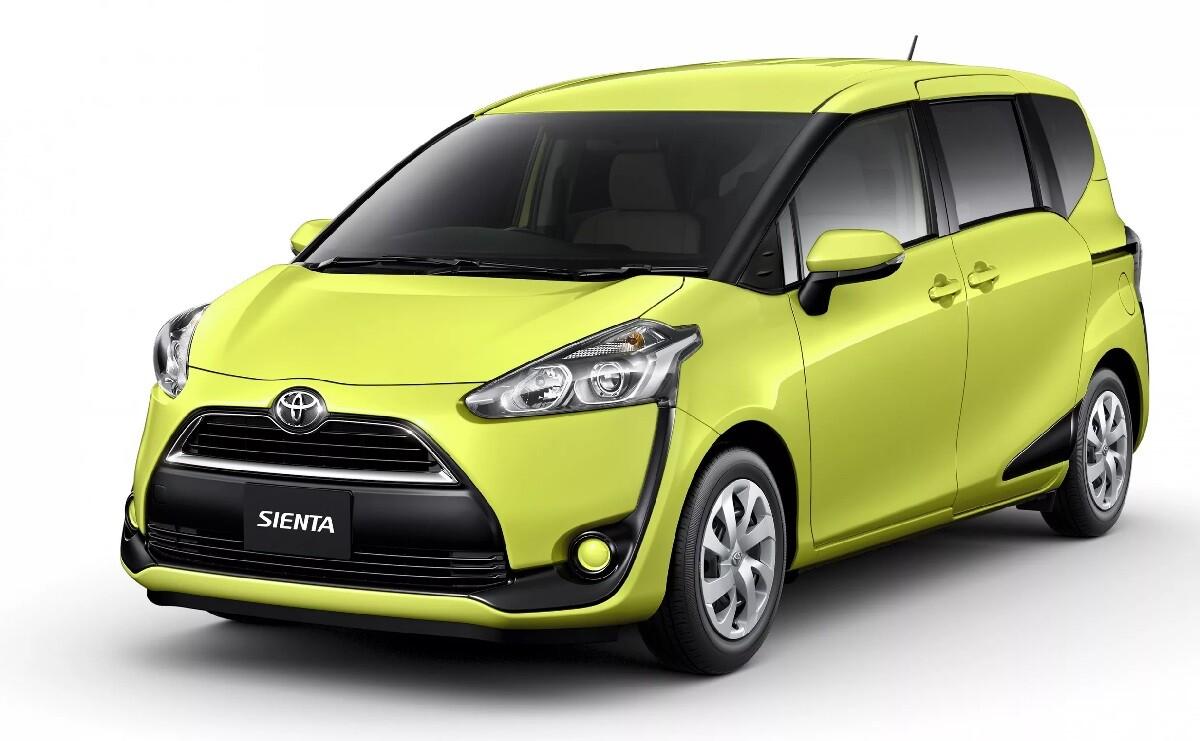 Toyota sienta 2015 второе поколение
