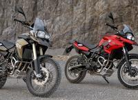 обзор мотоциклов bmw f мотоциклы