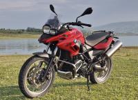 Мотоцикл bmw f 650