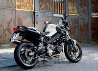 Обзор мотоцикла F 800 R
