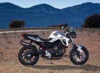 обзор мотоцикла BMW F 800 R