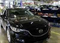 обзор автомобилей Mazda