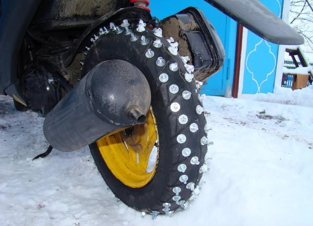 Шины для скутера 50 куб