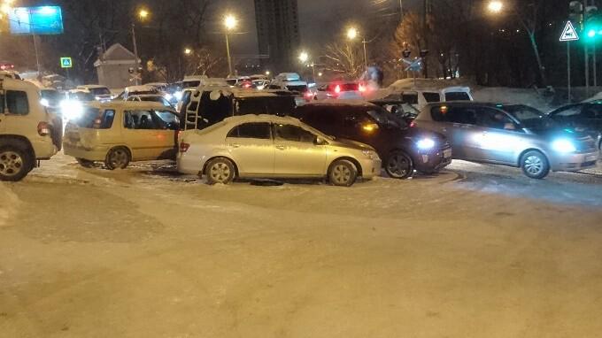 циклон Владивосток