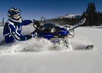 обзор снегохода