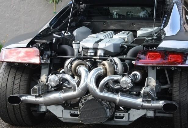 Тюнинг двигателя авто