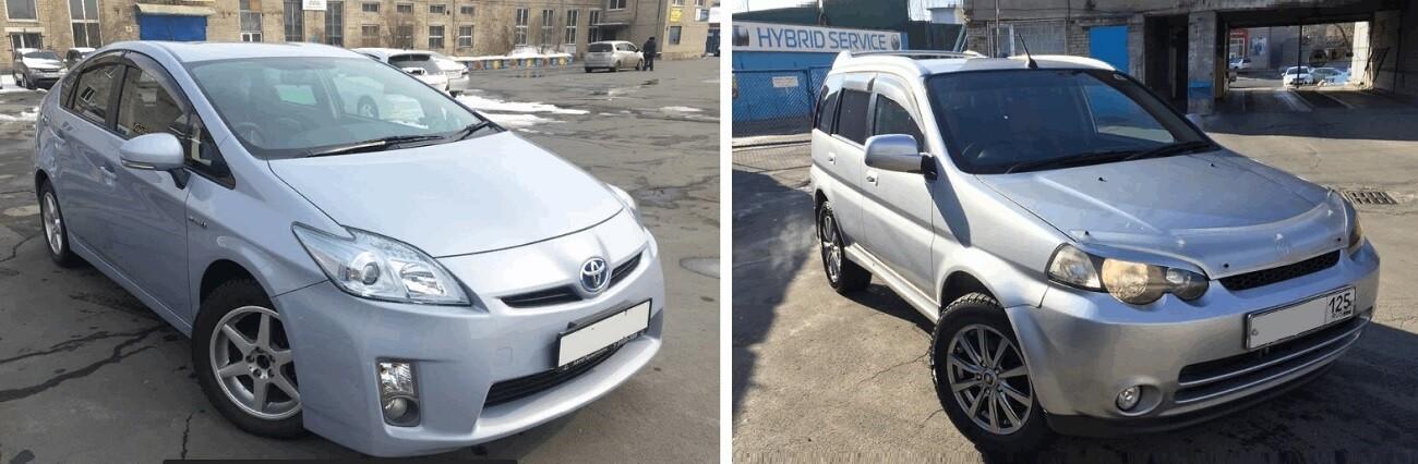 Компания «Владпрокат» аренда автомобилей
