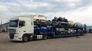 Транспортная компания «Восток Лайн ДВ» перевозка грузов