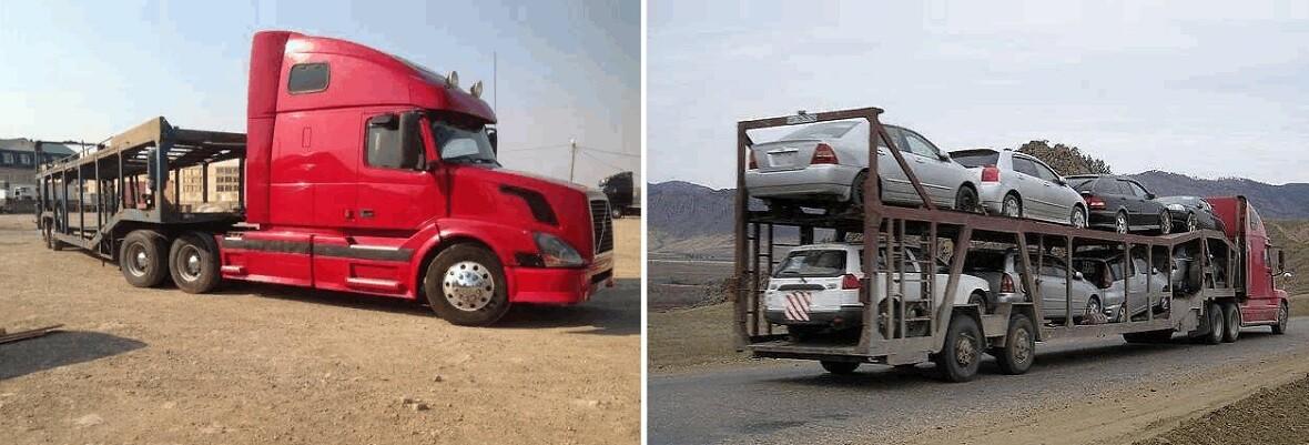 Описание услуг транспортной компании