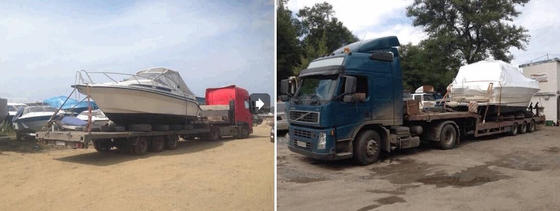 «Восток Лайн ДВ» перевозка грузов автовозами